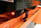 Система защиты от опрокидывания конвейерной тележки