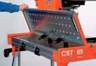 Легко открываемый 2-х компонентный рабочий стол